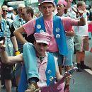2003: Check Up (Danny und Willi aka E. & P. Laste) auf der Parade