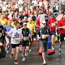 2010: Start zum 5-km-Lauf beim zweiten Run of Colours