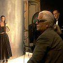 """""""Augenblicke im Leben des Karl Lagerfeld"""", Mi, 13.6., 20:15 - 21:15 Uhr, ZDF kultur. Foto: ZDF/Gero von  Böhm"""