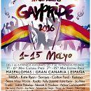 Foto: Maspalomas Pride 2016 Programmheft-Cover