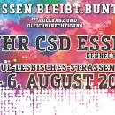 CSD Essen am 5. und 6. August 2016
