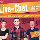 Live-Chat der Aids Hilfe