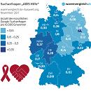 """Suchanfragen """"AIDS Hilfe"""""""