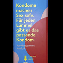 Der Schul-Kondomautomat von BILLY BOY und der Organisation Jugend gegen AIDS e.V. nimmt die Hemmschwelle des Erstkaufes bei Juge